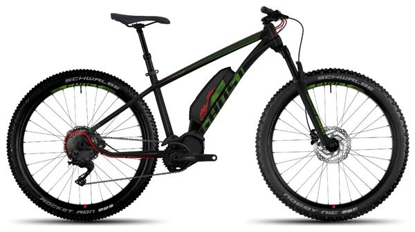 Unser GHOST Carbon Hardtail
